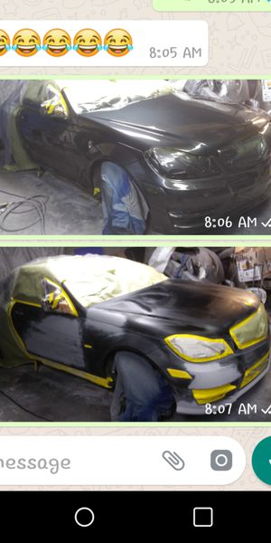 Bumpers hood fenders and more BODY AND PAINT for Sale in Dallas, TX