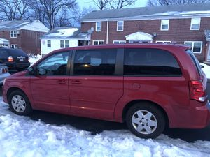 2012 Dodge Caravan for sale it has 136 miles runs good she wants 3500 for Sale in New Britain, CT