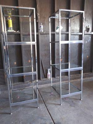 Commercial glass shelves for Sale in Phoenix, AZ