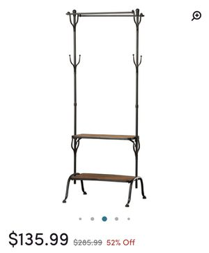 coat rack for Sale in Lancaster, TX