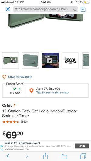 East set sprinkler timer for Sale in Las Vegas, NV