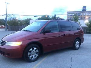 Honda Odyssey 2002 ex-l for Sale in Chicago, IL