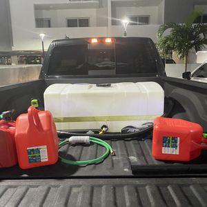 Car wash Tank 110 Gallons for Sale in Hialeah, FL