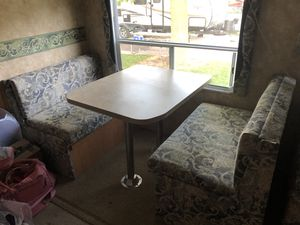 Camper/RV Dinette (only dinette not camper) for Sale in Davenport, IA