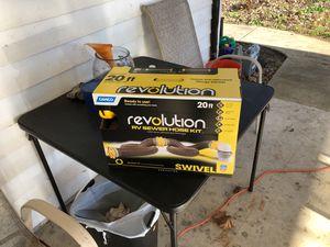Revolution rv sewer hose kit for Sale in Eldersburg, MD
