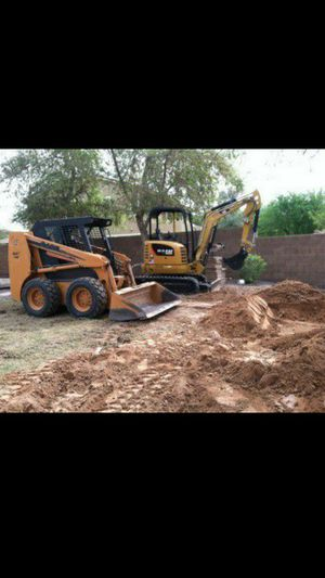 Bobcat, Excavation, Demolition and Dirt Removal » Brasmerica Paver Systems for Sale in San Jose, CA
