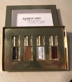 Elizabeth and James Rollerball set, 4 x 3ml (perfume/ fragrance) for Sale in St. Louis, MO