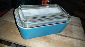 Pyrex refrigerator dish for Sale in Indianapolis, IN