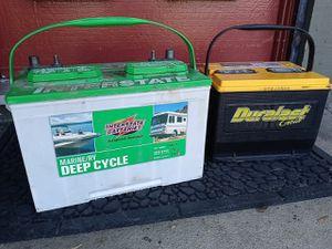 Car/rv battery for Sale in Oceanside, CA
