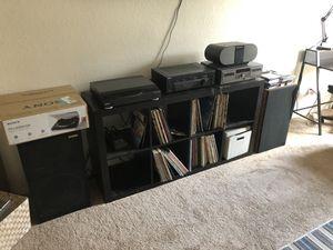 Stereo setup for Sale in Zephyrhills, FL