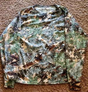 Kings Camo Long Sleeve shirt 2XL excellent for Sale in North Las Vegas, NV