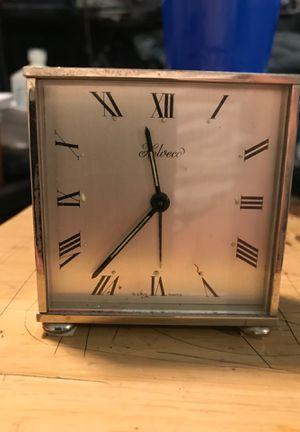 Swiss helveco Traveling alarm clock for Sale in Sicklerville, NJ