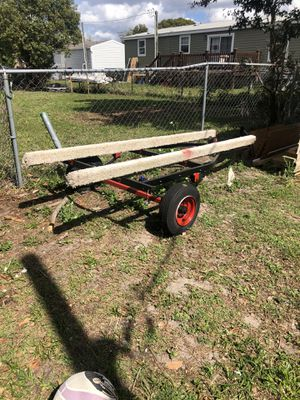 Jesky trailer for sale no title $250 cash or best offer as is for Sale in Orlando, FL