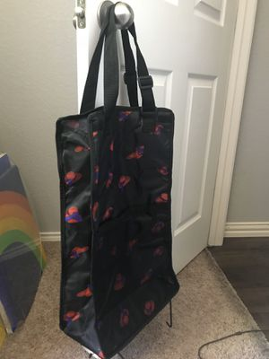 Foldable, rolling bag for Sale in Rockwall, TX