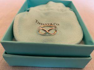 Tiffany & Company Infinity Ring for Sale in Fairfax, VA