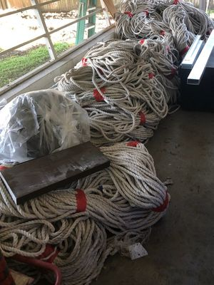 Marine rope 300 for everything for Sale in Tampa, FL