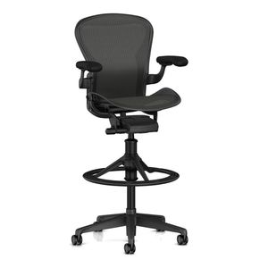 Herman Miller Aeron Drafting Stool Office Chair B for Sale in Scottsdale, AZ