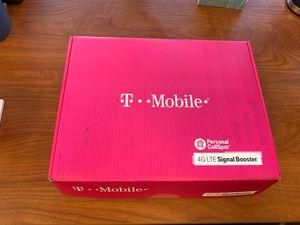 T Mobile Personal CellSpot 4G LTE Signal Booster for Sale in Corona, CA