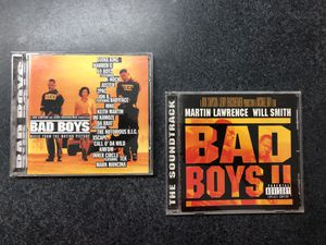 Bad Boys I and II Soundtracks for Sale in Griswold, CT