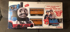 Thomas the tank engine and friend electric Tran set for Sale in Covina, CA