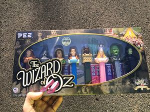 Pez original collection wizard of Oz for Sale in Falls Church, VA
