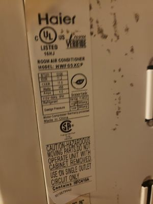 haier 5000 btu for Sale in Los Angeles, CA