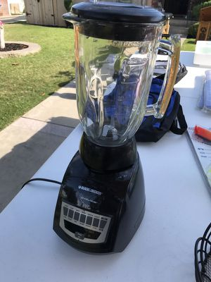 Black Decker Blender for Sale in Fresno, CA