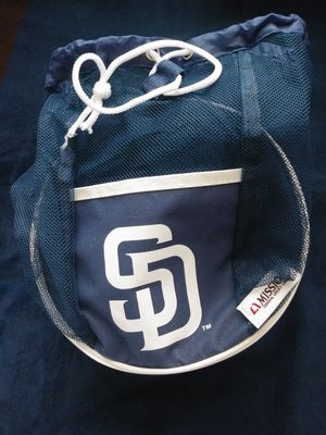 Padres insulated backpack cooler.. Brand new.. Never used for Sale in San Diego, CA