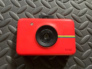 Polaroid snap Instant print camera for Sale in East Haven, CT