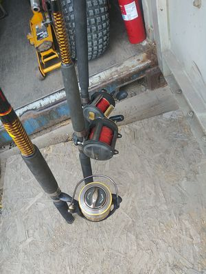 Fishing poles for Sale in Henderson, CO