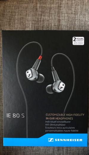Sennheiser IE80S Headphones for Sale in Hillsboro, OR