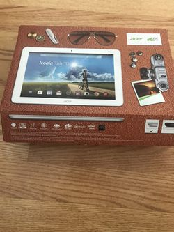 Iconia 10 Acer Tablet for Sale in Virginia Beach,  VA
