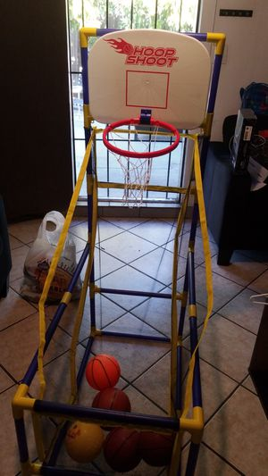 Basketball hoop for Sale in Highland, CA