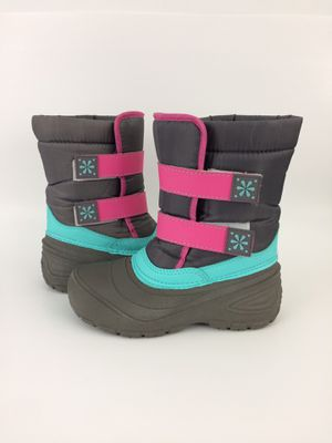 Wonder Nation Girls Winters Boots Size 1 for Sale in Oak Park, IL