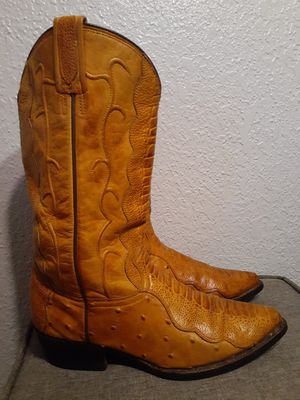 Women's Authentic Boots sz 8.5 $55 FIRM for Sale in El Paso, TX