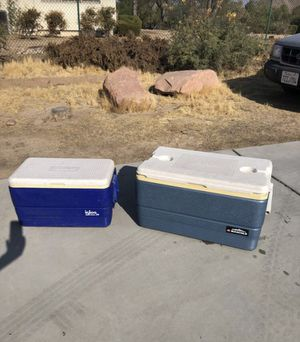 Igloo Coolers for Sale in Apple Valley, CA