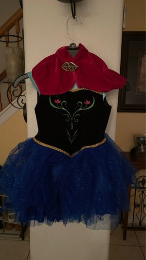 Frozen Ana costume for Sale in Seffner, FL