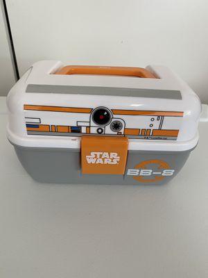 Star Wars kids fishing box for Sale in Sterling, VA