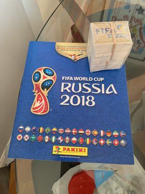 FIFA WORLD CUP ALBUM ~ $5 for Sale in Miami, FL