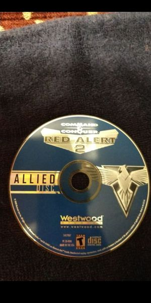 PC/Computer game - Red Alert 2 for Sale in Woodburn, OR