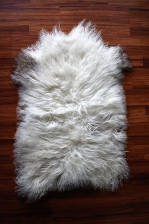 Soft Natural Sheepskin Rug, Brand New, 2'x3' for Sale in Arlington Heights, IL