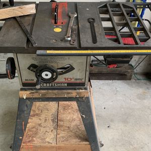 """10"""" Table saw for Sale in Carbonado, WA"""