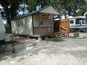 16x28 cabin for sale for Sale in Bryan, TX