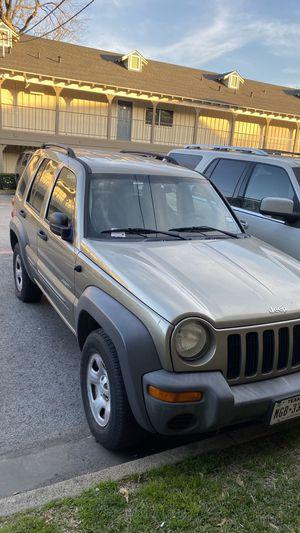 Jeep Liberty Sport 2004 for Sale in Dallas, TX