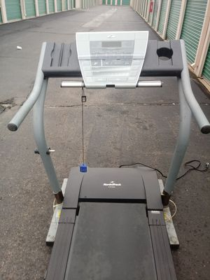 NordicTrack treadmill model #EXP3000. Excellent Condittion.Ideal for the beginner or advanced.. Folds for transport or storage. (Curbside Del. Poss.) for Sale in Philadelphia, PA