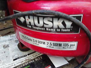 Husky 2.5 gallon air compressor for Sale in Belton, SC