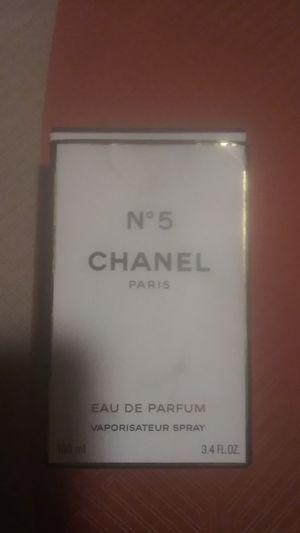 No 5 Chanel Paris perfume. 3.4 oz for Sale in Phoenix, AZ