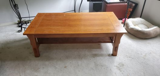 Contemporary coffee table for Sale in Burien,  WA
