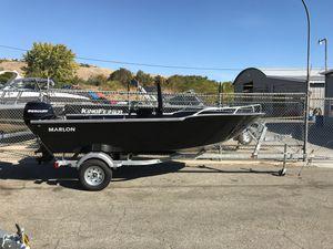 2018 15 SVW Marlon Fishing Boat for Sale in East Wenatchee, WA