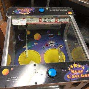 Star catcher arcade game for Sale in Grand Prairie, TX